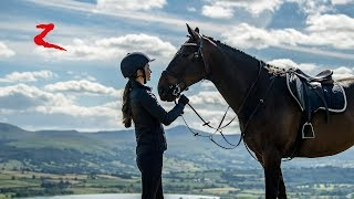 My horse and I know no boundaries. Horze - It's A Lifestyle