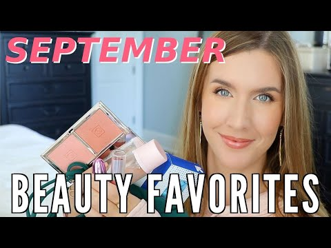 September Favorites 2019 | Beauty Must Haves & Lifestyle Faves thumbnail