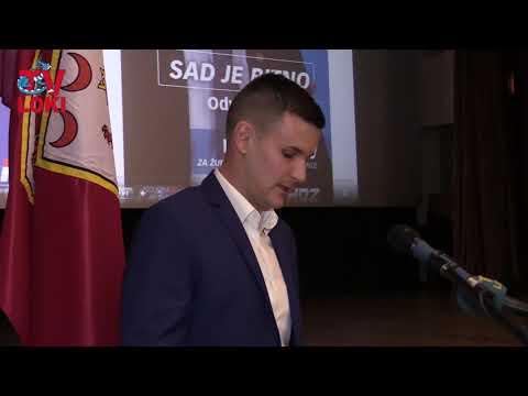 Edy Sladović - kandidat HDZ za gradonačelnika grada Otočca