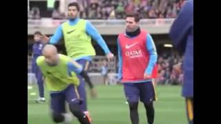 vuclip La feinte magnifique de Messi
