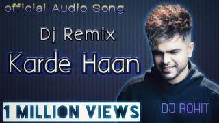 Karde haan DJ remix hard bass Akhil new song 2019  (AKHIL NEW SONG 2019)