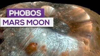 Phobos Mars Moon!