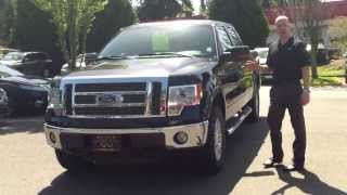 2010 Ford F150 Lariat 4X4 Supercab REVIEW - In 3 minutes you'll be an expert on the F150