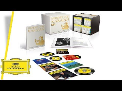 Herbert von Karajan Complete Box - Official Unboxing Video