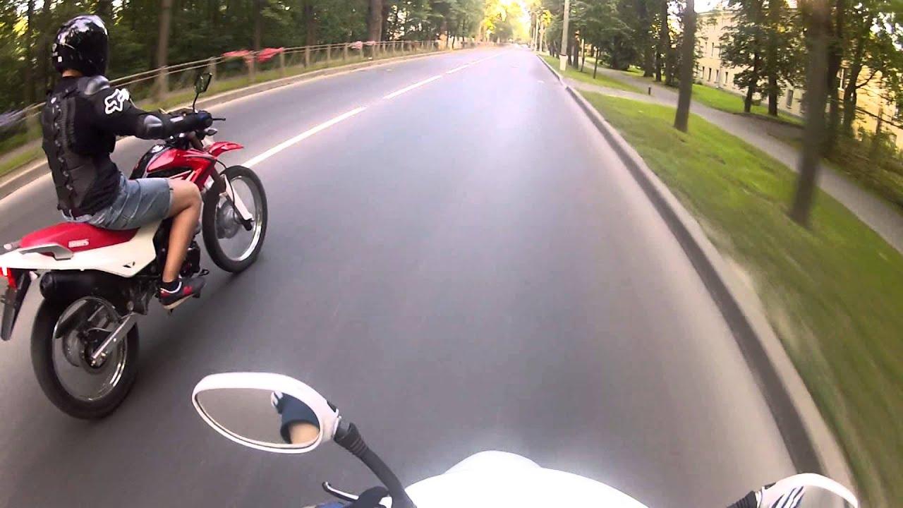 схема разборки сборки мотоцикла kayo t6