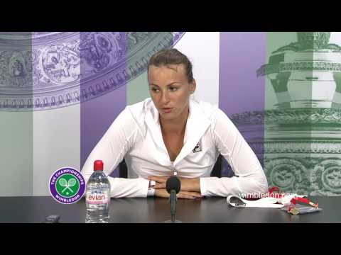 Yaroslava Shvedova quarter-final press conference
