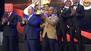 Azizulhasni, Jun Hoong honoured at National Sports Awards