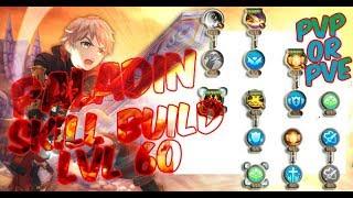 Review Build Skill Paladin PvE & PvP Lvl Cap 60 || Laplace M