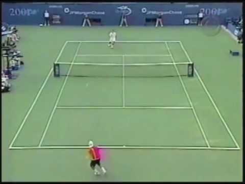 US Open 2001: Hewitt - Sampras (F) Highlights