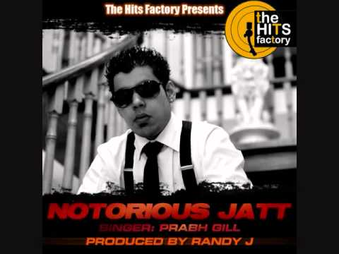 Notorious Jatt - Randy J (Lyrics: Maninder Kailey)