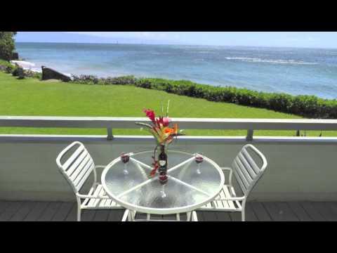 Luxurious Maui 3 Bedroom 3 Bath Vacation Rental At The Beachfront Kahana Outrigger