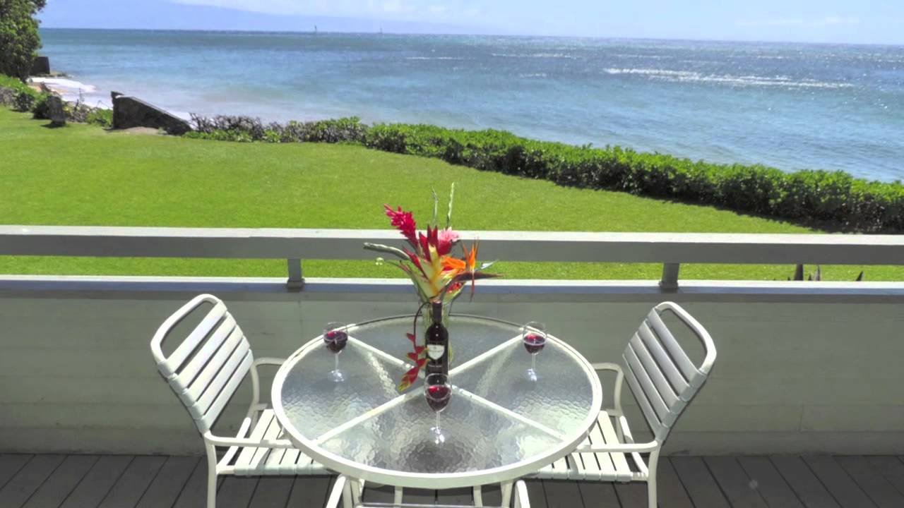 Luxurious Maui 3 Bedroom 3 Bath Vacation Rental at the Beachfront