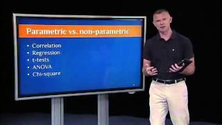 23   1   Parametric vs  non parametric statistics 10 22