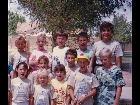 Sunburst School Teacher - Mary Flanders, Dedicated Teacher and Friend from 1979-2014