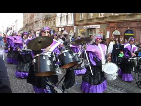 Fasching Carnival Parade! Germany 2011