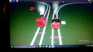 ROBLOX Thomas & Friends Driving Rheneas