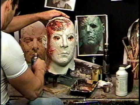 how to make a michael myers rob zombie h2 mask making youtube - Rob Zombie Halloween Mask For Sale