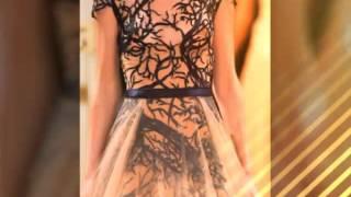 Наверно самые откровеные платья