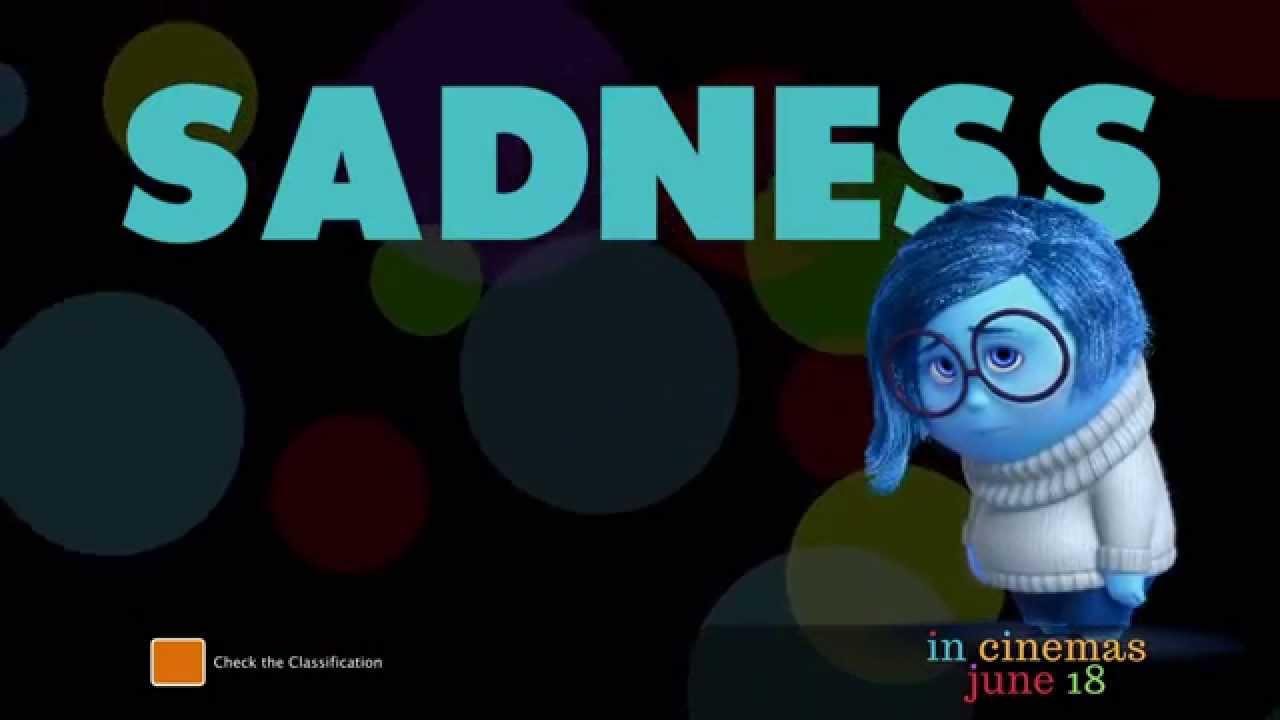 Inside Out Disney Pixar Meet Sadness Available On Digital Hd