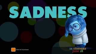 Inside Out| Disney Pixar | Meet Sadness | Available on Digital HD, Blu-ray and DVD Now