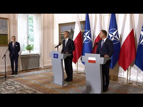 LIVE: Heads of state to participate in NATO Summit in Warsaw - Day 2