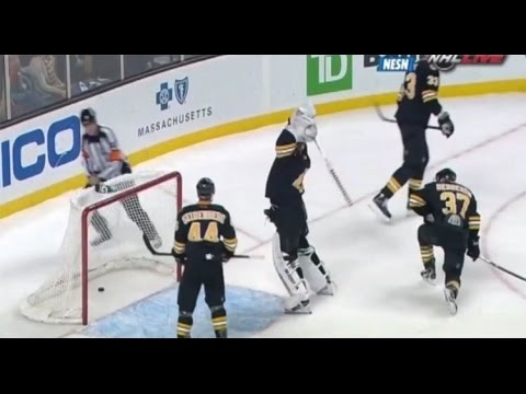 5 Minutes Of Pissed Off Goalies