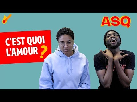 ASQ - C'est quoi l'amour ? ft Nadjélika & Sacko