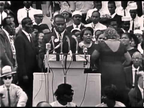 The March on Washington for Jobs and Freedom_ Documentary Footage (1963)