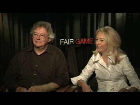 ReThink Interview: Valerie Plame & Joe Wilson on FAIR GAME