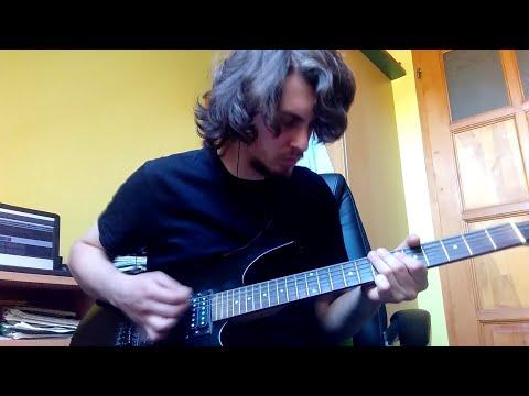 Bagdi Enikő - Mindenkit Elhagyunk (Guitar Cover by Bagdi Merse)