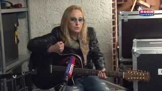 "Melissa Etheridge teaching ""Bring me some water"" - School of Rock"