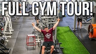 A COMPLETE TOUR OF MY GYM & MAJOR LIFE CHANGES!