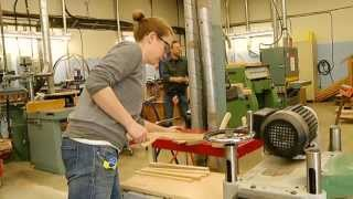 North Island College Joinery Program - Shaw Tv Port Alberni