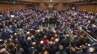 MPs vote on the contempt of Parliament motion in the Commons | ITV News
