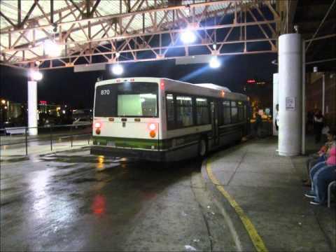 Memphis Area Transit Authority #870 (Audio Recording)