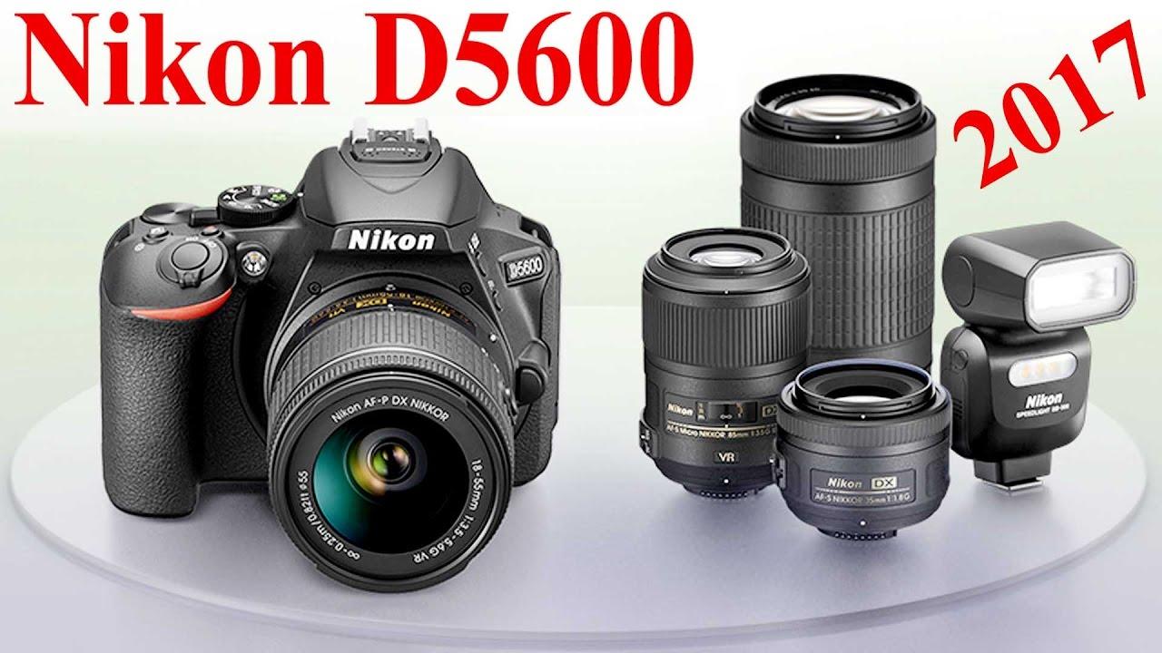 Nikon D5600 DSLR Review | Nikon D5600 Digita Camera Review | Top 10 Best  DSLR Cameras