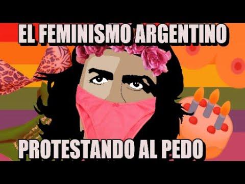 TOP 4 Protestas Bolud4s 😂 Feministas Argentinas Ridiculizándose en  👙🚫😱 || La Previa del 8M