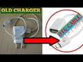 Gambar cover How to make OTG cable from an old charger less than 10 min.