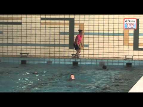 Renovatie zwembad de watermulder youtube for Renovatie zwembad