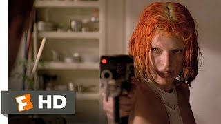 The Fifth Element (3/8) Movie CLIP - The Fifth Element Is a She (1997) HD