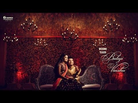Kallakuruchi Wedding Teaser | Balaji♥Vaishu | Graphika Photography