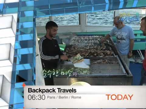 [Today 9/5] Backpack Travels