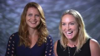 Bethanie Mattek-Sands & Lucie Šafářová | 2016 WTA Finals Pre-Tournament Interview