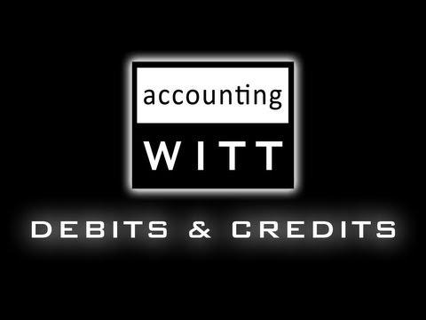 DEBITS AND CREDITS - The Secret