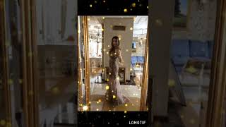 Вечернее платье «Nude»  в аренду спб