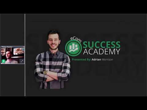 Ecom Success Academy- THE ONLY SHOPIFY DROPSHIPPING COURSE OFFICIALLY APPROVED BY SHOPIFY