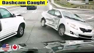 North American Driver Car Fails Compilation