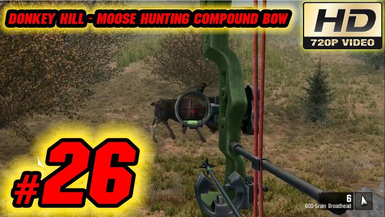 Cabela's Big Game Hunter Pro Hunts Playthrough: Part 26 - Donkey Hill