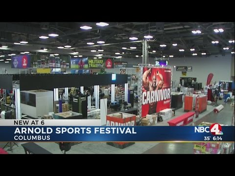 New events, more to see at 2017 Arnold Sports Festival