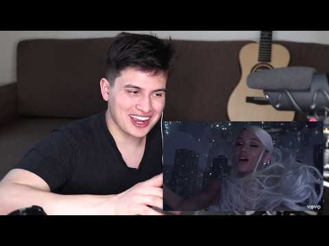 Vocal Coach Reaction to Ariana Grande - No Tears Left To Cry